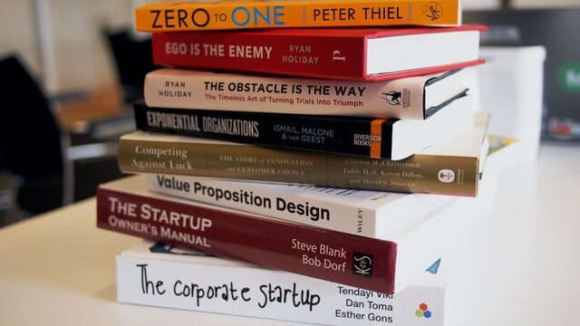 20 Recommended Business Books by Successful Executives